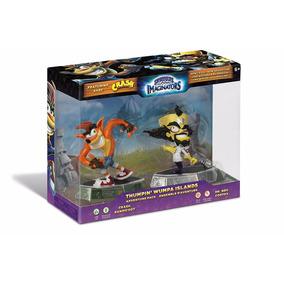 Envío Gratis Skylanders Crash Bandicoot & Dr. Neo Cortex!