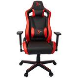 Digital Design Kw-g102br Silla Gamer Champion, Color Rojo