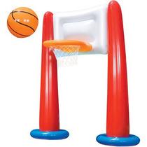 Banzai Mega Canasta De Basquetball Inflable