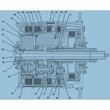 Manual Despiece Tractor Cat D11r (multi)