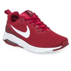 Nike Air Max Color Rojo Zapatillas Nike de Hombre en Mercado Libre