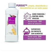 Desinfectante Bactericida Super Concentrado