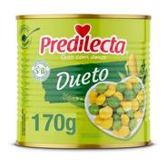 Dueto Milho E Ervilha 170g Predilecta
