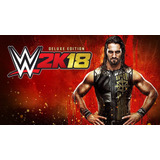 Wwe 2k18 Deluxe Edition Digital Ps4