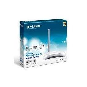 Modem Router Tdw8901n De 150mbps 1antena Tplink Somos Tienda