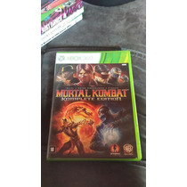 Mortal Kombat 9 Complete Edition Original Xbox 360