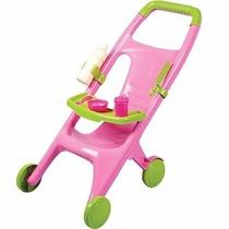 Carrinho De Boneca Baby Car Papinha Magic Toys Frete Grátis