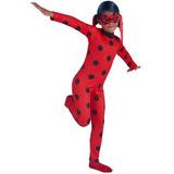 Disfraz Miraculous Lady Bug Ref 1541 Niña