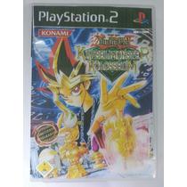 Yu Gi Oh! Capsule Monsters Ps2 Game - Frete Grátis