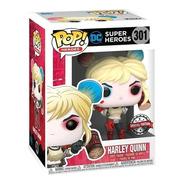 Funko Pop Harley Quinn Special Edition Original Scarlet Kids