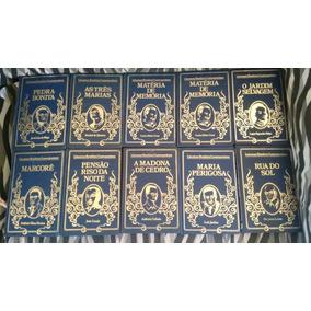 Lote 10 Livros Literatura Brasileira Contemporânea 7 Reais
