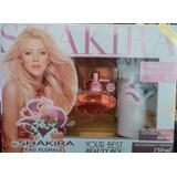 Estuche Shakira Eau Florale (perfume Y Desodorante)