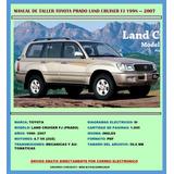 Manual De Taller Toyota Prado Land Cruiser 1998-2007
