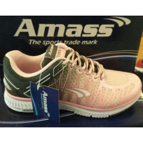 Zapatillas Deportivas De Mujer - Amass T 35/40