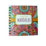 Agenda 2018 V/r Mandalas Rosas Y Violetas (3919) Ox