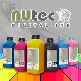 Tinta Nutec E12 Para Cabezales Dx4 Dx5 Dx7