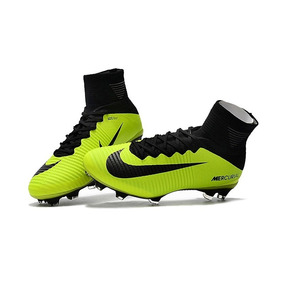 Chuteira Nike Mercurial Superfly V Fg Campo Vapor Nova Cr7 ... d33cb4224af1f