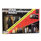 Darth Vader 40 Aniversario Star Wars 6 Pulgadas Legacy Pack