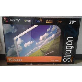 Televisor 39 Pulgadas Siragon Smart Tv Nuevo