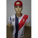 Camisetas Peru-alianza D Colección Un Solo Sentimiento 36/11