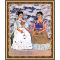 Cuadros Grandes De Frida Kahlo, 53 X 63 Cm.
