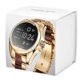 Michael Kors Digital Access Smartwatch Mkt5003 Dourado