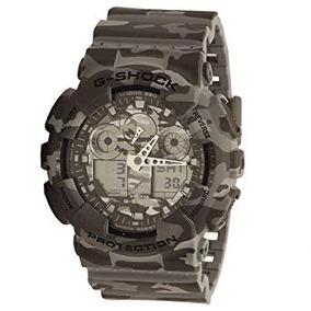 Reloj Casio G Shock Edicion Camuflaje Reloj para Mujer en
