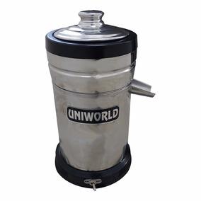 Uniworld Ues-4ea Extractor Jugo Fruta Verdura Naranja Xxext