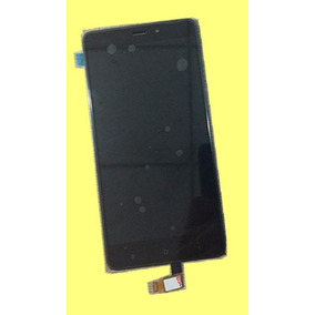 Display Xiaomi Redmi Note 4 Helio X20 Original Negro