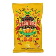 Tortilha Chips Milho Queijo Frontera Tex-mex Nachos Mexicano