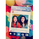 Cartel Xxl Marco De Fotos Instagram Facebook En El Dia