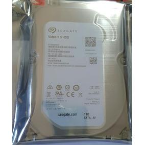 Hd Seagate 1 Terabyte Sata Desktop Dvr Cftv 1000gb - Lacrado