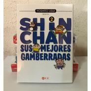 Manga Shin Chan: Sus Mejores Gamberradas (tomo 2)