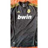 Camisa Real Madrid 2011 12 no Mercado Livre Brasil 9bf8c0c6f5af3