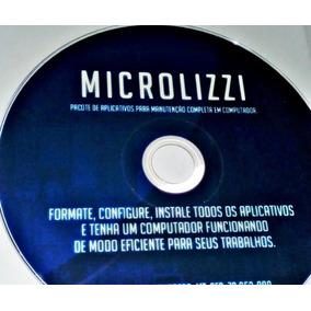 Dvd De Software Free Para Manutenção Em Pc