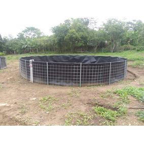 Estanques De Geomembrana Instalados