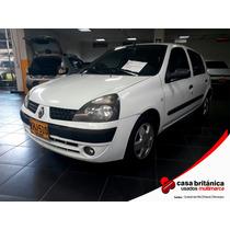 Renault Clio Expression Automatico 4x2