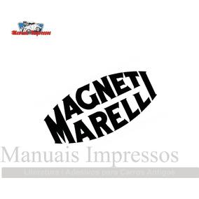 2 Adesivos Magneti Marelli