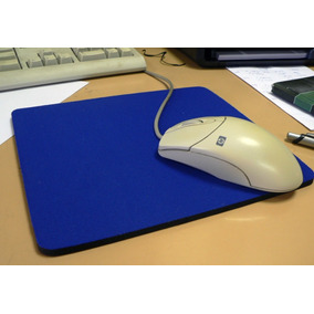 Mouse Pad Tela Varios Colores