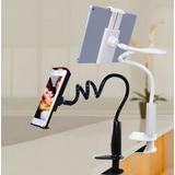 Soporte Flexible Celulares Tablet Escritorio Cama Iphone 6