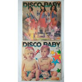 Lote Com 2 Lps Disco Baby Vinil Melindrosas Frete Grátis