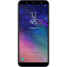Celular Smartphone Samsung Galaxy A6+ Prata Android 6.1