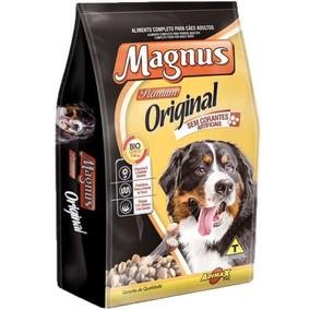 Ração Premium Magnus Original Adultos 25kg