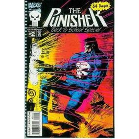 Antigo Original 1993 O Justiceiro Comics Especial 64 Páginas