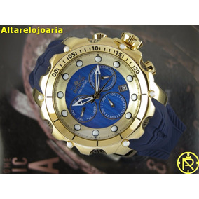 Relógio Invicta Venom Cronografo Suiço Plaque 20402