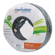 Cable Hdmi Manhattan Macho A Macho 1.3 Longitud 15 Metros