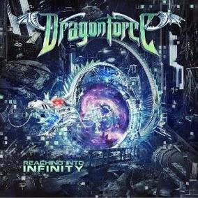 Dragonforce:reaching Into Infinity(cd + Dvd Digipack)
