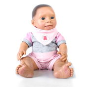 Muñeco Bebe Casita De Muñecas Olivia 125 Envio Full