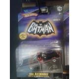 Batman Batimóvil Hot Wheels 1:50 S2 1966 Batmobile Tv Series