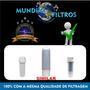 Refil Vela Filtro De Água Modelo Aqualar Ap 230 / Ef230